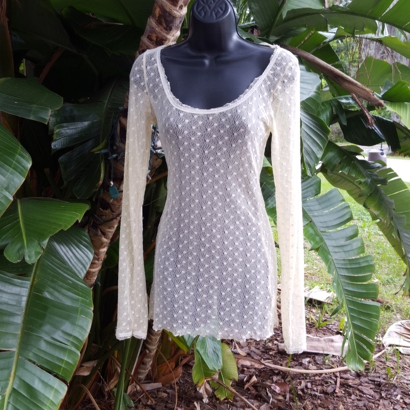Free people coverup/ tunic